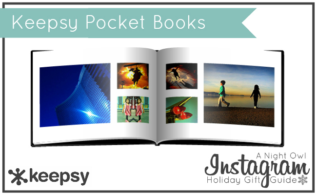Keepsy Pocket Books - A Night Owl Instagram Holiday Gift Guide #ANOInstagramGG