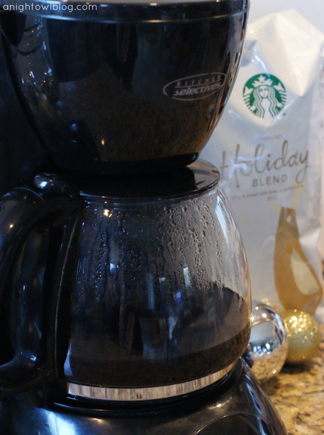 Starbucks Holiday Blend at Sam's Club #DeliciousPairings