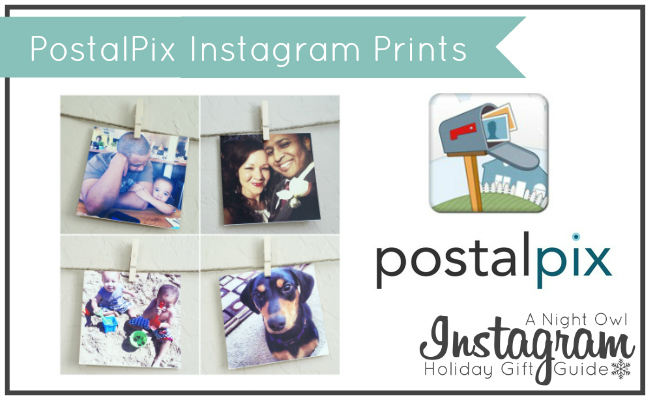 PostalPix Prints - A Night Owl Instagram Holiday Gift Guide #ANOInstagramGG