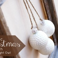 {Project Home} A Rustic Christmas Wreath