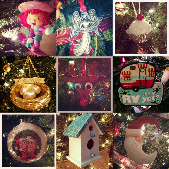 #anoweekend hashtag project features for ornament