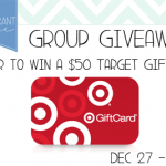 {Giveaway} $50 Target Gift Card