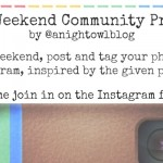 {InstaFriday} #ANOWeekend and #FMSPhotoaday