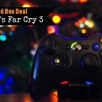Amazon Gold Box Deal - Far Cry 3 #FarCryGold