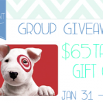 {Giveaway} $65 Target Gift Card