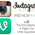 Instagram + Vine Blog Hop | 3/26
