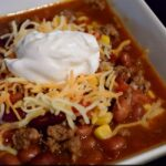 Santa Fe Soup - a family favorite by eMeals! Just 30 minutes to make and so very tasty!