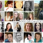 {Giveaway} A Giftcard Extravaganza!