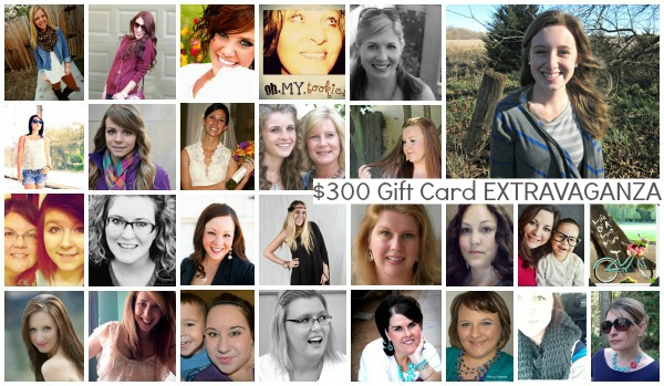 Giftcard Extravaganza at @anightowlblog