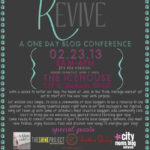 Revive Blog Conference