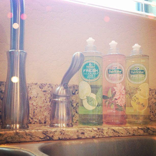 #palmolivefreshinfusions #influenster