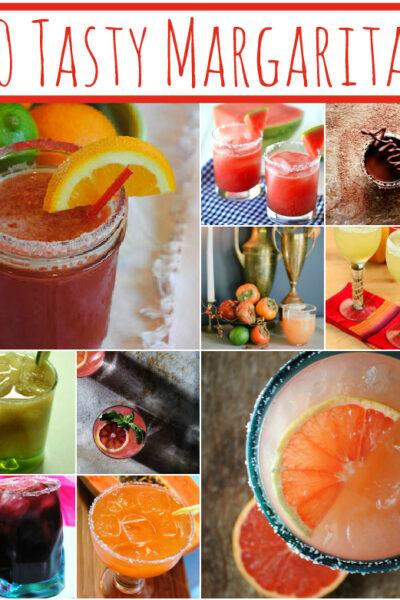 10 Tasty Margarita Recipes