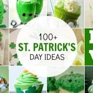 100 St. Patrick's Day Ideas: Recipes, Decor, Crafts + MORE