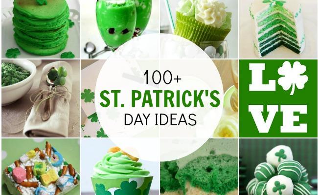 St patricks day adult party idea