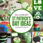 100+ St. Patrick's Day Ideas: Recipes, Decor, Crafts + MORE