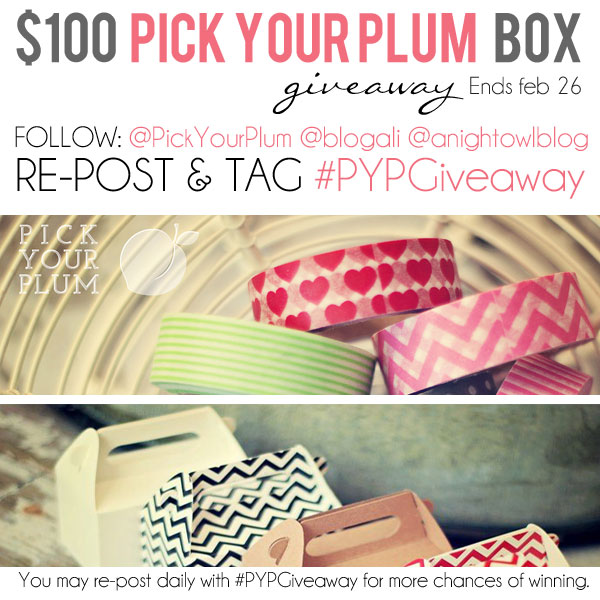 Instagram-ONLY #PYPGiveaway