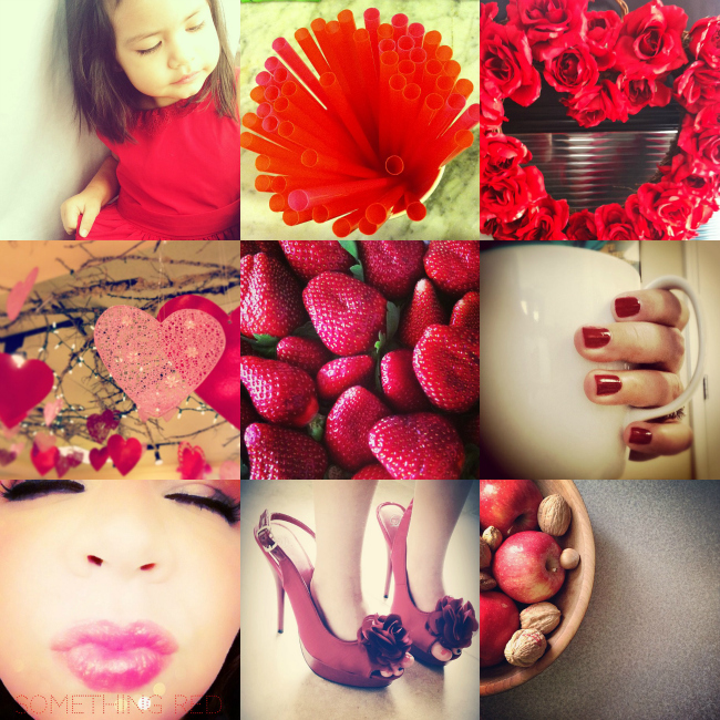 ANOWeekend Instagram Community Features - Something Red