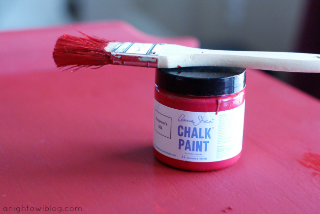 Annie Sloan Chalk Paint in Emperor's Silk #ASCP