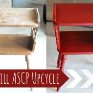 {Thrifty Thursday} A Goodwill Annie Sloan Chalk Paint Upcycle