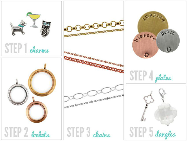 Build Your Own Living Locket at Origami Owl!