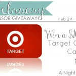 {February Sponsor Giveaway} $100 Target Gift Card