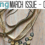 Martha Stewart Living – March Issue Crafts