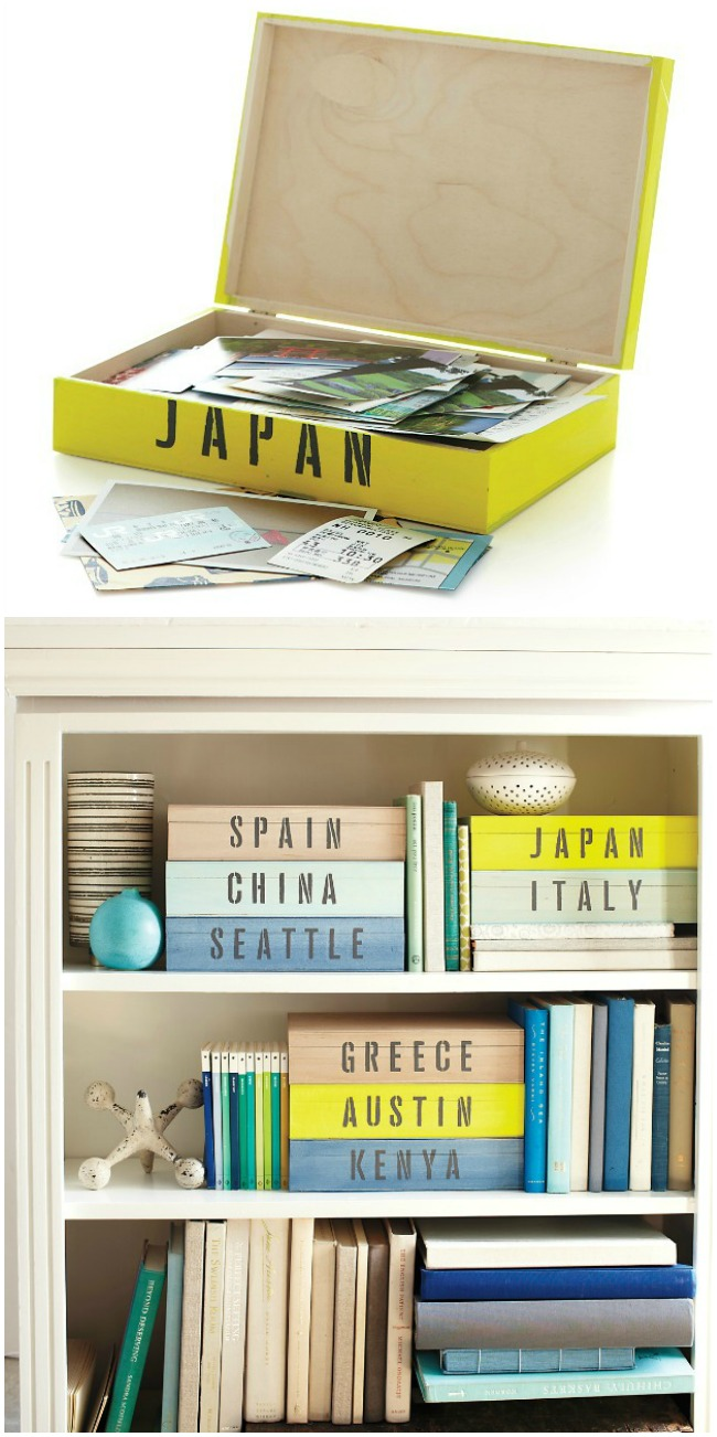 Martha Stewart Living March Issue - Travel-Keepsake Kit