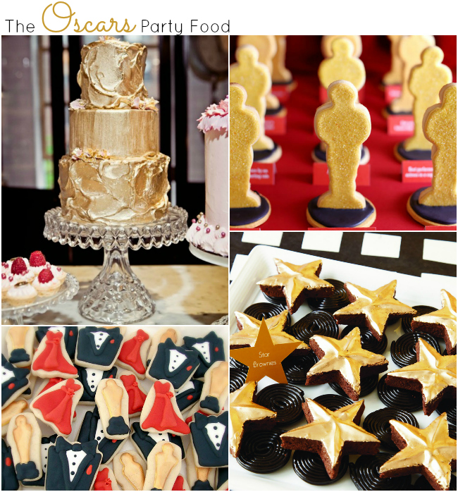 The Oscars - Party Food Ideas