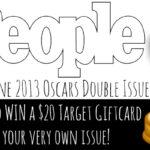 Oscar Fashion + PEOPLE Magazine 2013 Oscars Double Issue