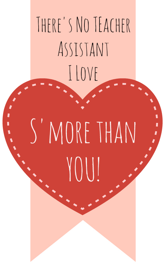 Teacher Assistant Valentine A Night Owl Blog