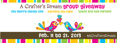 A Crafter's Dream Group Giveaway