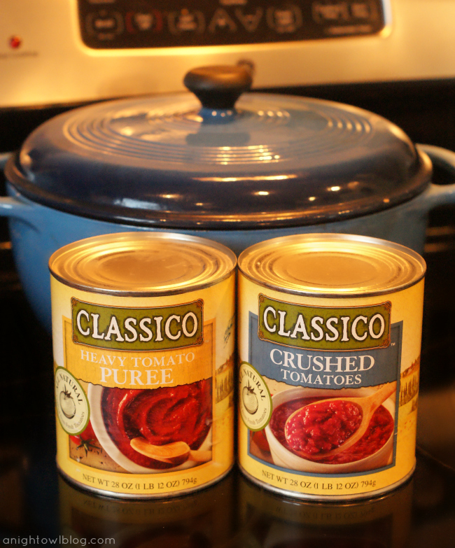 Healthy Meals with Classico Tomatoes #CookClassico