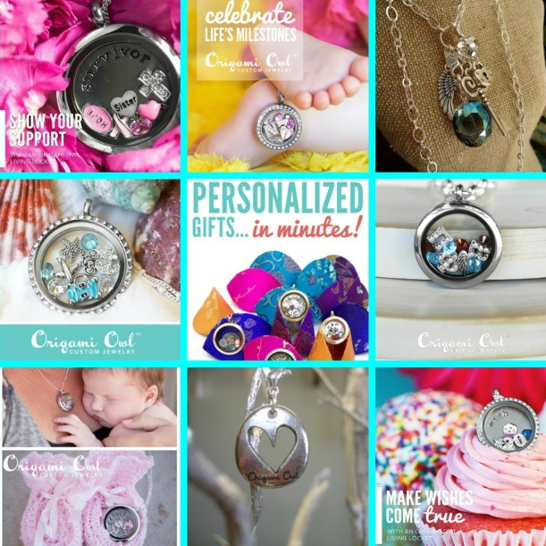 Origami Owl Custom Jewelry - Review and Giveaway at { anightowlblog.com }