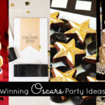 Winning Oscar Party Ideas