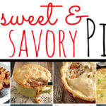 50 Sweet & Savory Pie Recipes