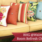 BHG @Walmart Room Refresh Challenge