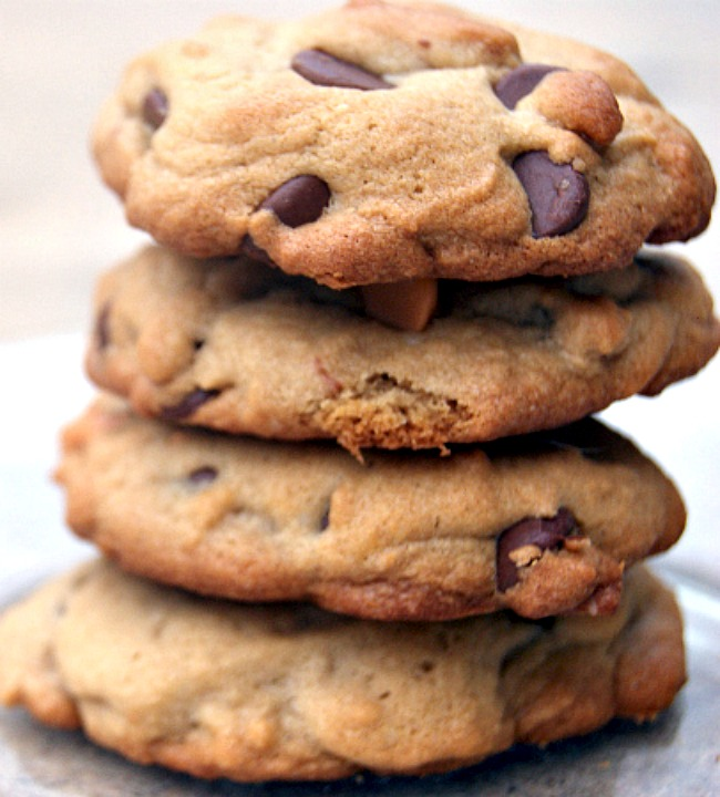 Salty Butterscotchy Chocolaty Yummy Cookies