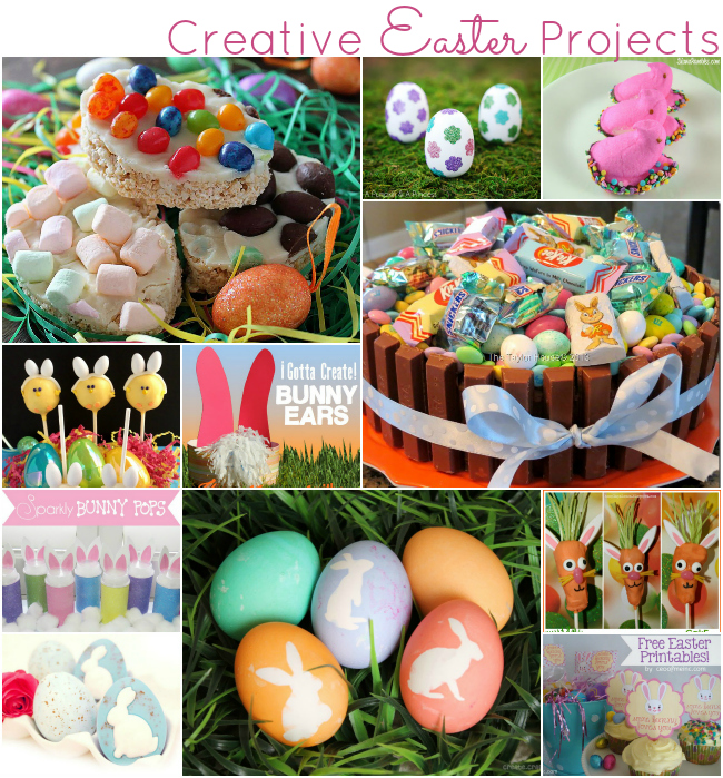 Creative and Inspiring Easter Projects