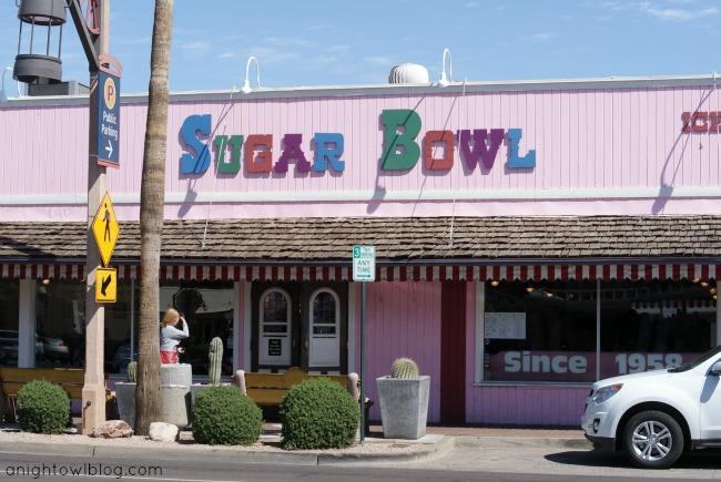 Sugar Bowl - Scottsdale, AZ