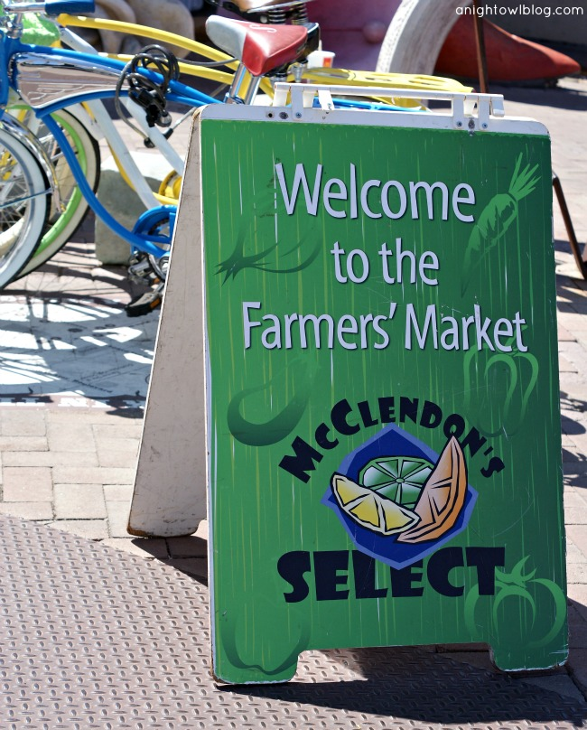 Old Town Scottsdale Farmer's Market