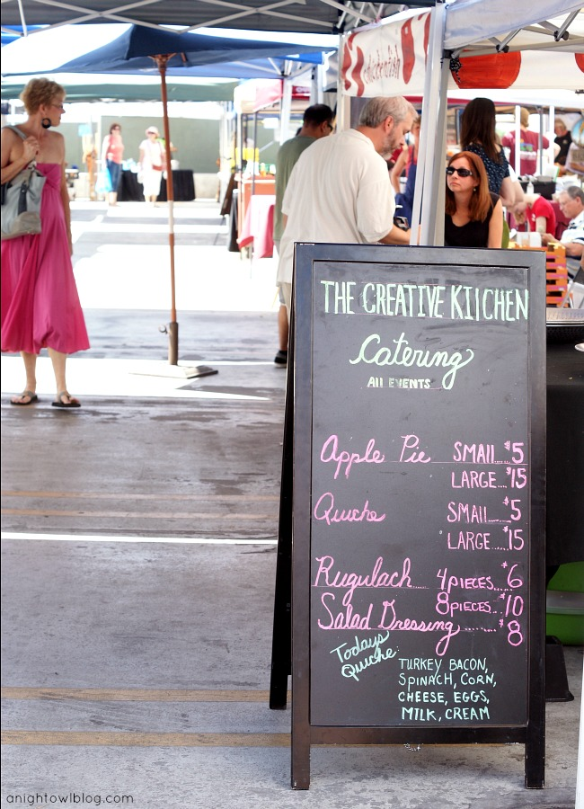 The Creative Kitchen - Old Town Scottsdale Farmer's Market