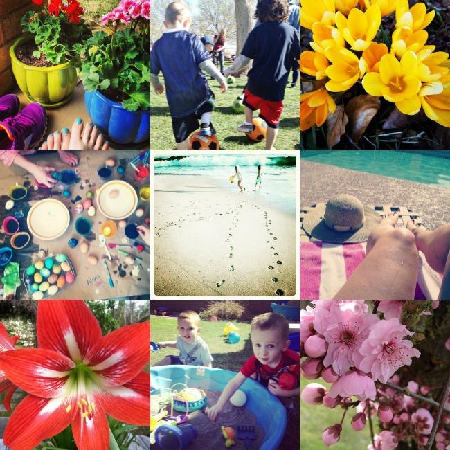 anoweekend spring features