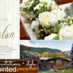 Wedding Invitations + Style with Minted