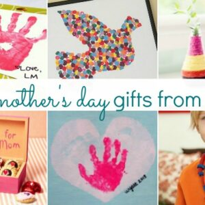 15+ Adorable Mother's Day Gift Ideas from Kids