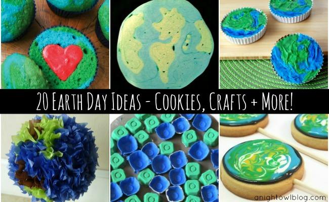 20+ Fun Earth Day Ideas | A Night Owl Blog