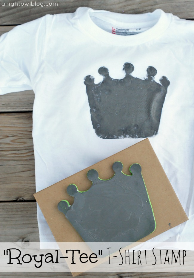 Dollar Store Royal-Tee T-Shirt Stamp