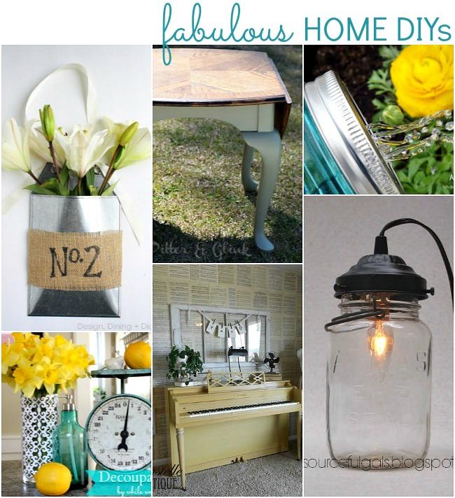 Fabulous Home DIYs