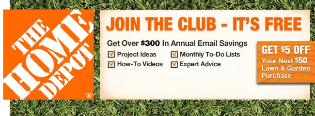 Join the Club! The Home Depot Garden Club #DigIn