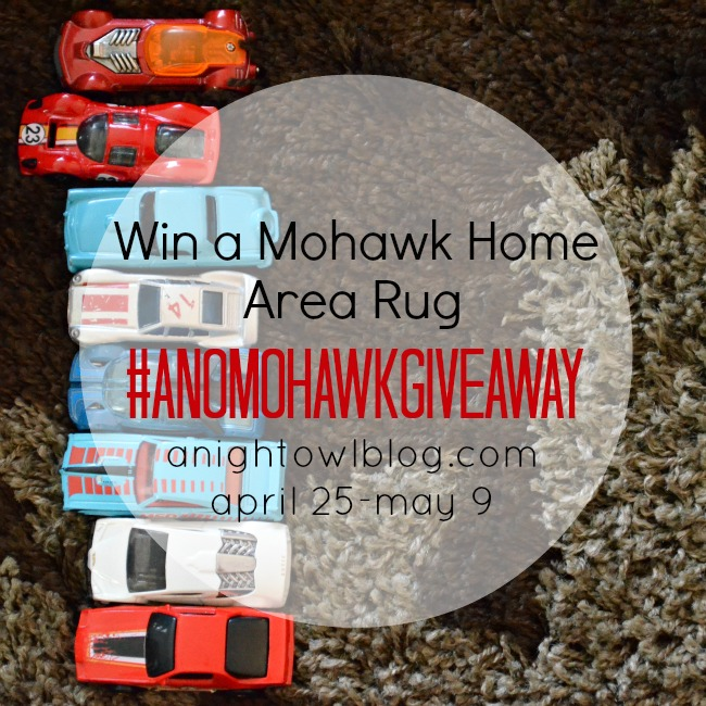 Mohawk Home Area Rug Giveaway