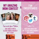My Amazing Mom Contest